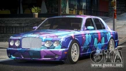 Bentley Arnage L1 para GTA 4
