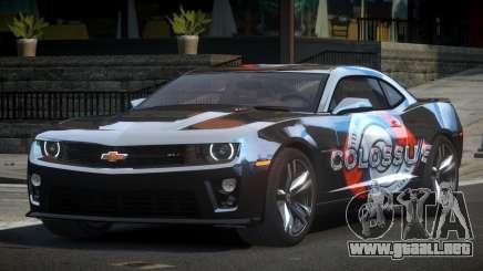 Chevrolet Camaro PSI Racing L7 para GTA 4