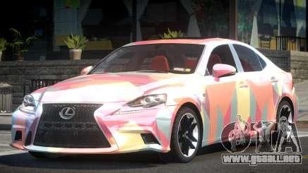 Lexus IS 350 SR L2 para GTA 4