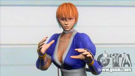 Dead Or Alive 5 - Kasumi (Costume 1) V1 para GTA San Andreas