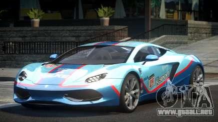 Arrinera Hussarya GT L7 para GTA 4