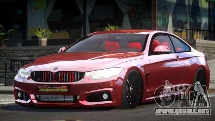 BMW M4 F32 para GTA 4