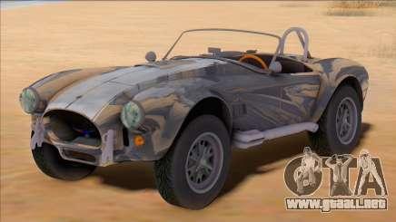 AC Cobra 427 para GTA San Andreas