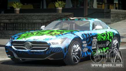Benefactor Schlagen GT L6 para GTA 4
