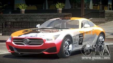 Benefactor Schlagen GT L4 para GTA 4