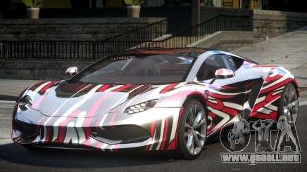 Arrinera Hussarya GT L10 para GTA 4