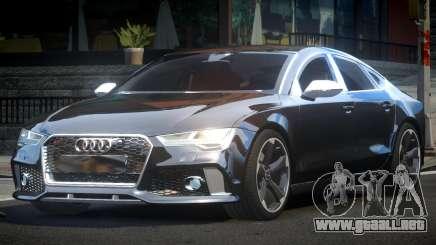 Audi RS7 ES para GTA 4