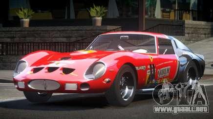 Ferrari 250 GTO 60s L5 para GTA 4