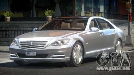 Mercedes-Benz S600L ES para GTA 4