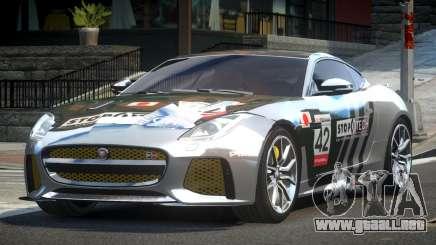 Jaguar F-Type GT L1 para GTA 4