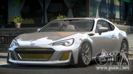 Subaru BRZ PSI Drift para GTA 4
