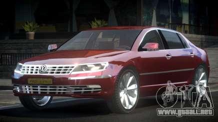 Volkswagen Phaeton SN para GTA 4