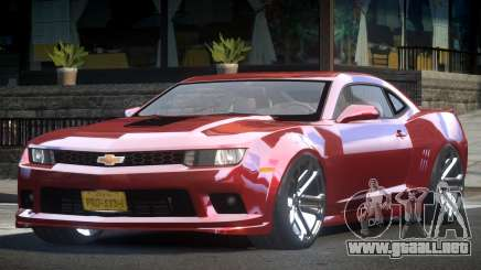 Chevrolet Camaro AGS para GTA 4