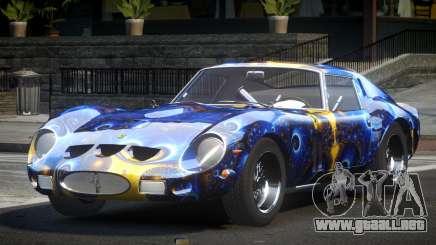 Ferrari 250 GTO 60s L6 para GTA 4