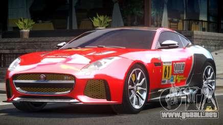 Jaguar F-Type GT L7 para GTA 4