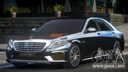 Mercedes-Benz S63 ES V1.1 para GTA 4