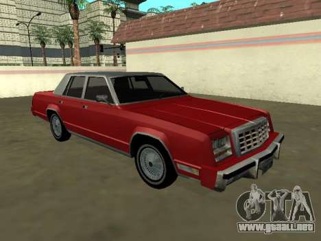 1980 Chrysler Newport para GTA San Andreas