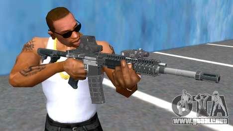 Daniel Defense 5 MK12 Assault Rifle para GTA San Andreas