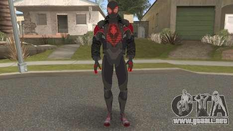 Spider-Man Miles Morales - 2020 Suit para GTA San Andreas
