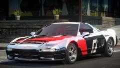 Honda NSX 90S L1 para GTA 4