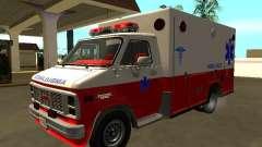 GMC Vandura 1985 Ambulancia
