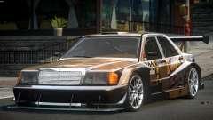 Mercedes-Benz 190E W201 L8 para GTA 4