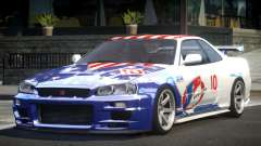 Nissan Skyline GS R-Tuning L1 para GTA 4