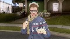 GTA Online Pack de Skins Christmas Parte 2 V2 para GTA San Andreas