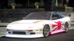 Nissan 240SX PSI L1 para GTA 4
