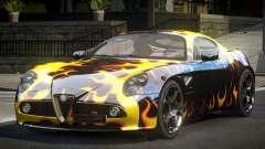 Alfa Romeo 8C BS L4 para GTA 4
