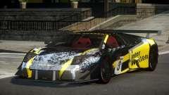 Lamborghini Murcielago PSI GT PJ3 para GTA 4
