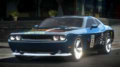 Dodge Challenger BS Racing L7 para GTA 4