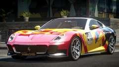 Ferrari 599 GS Racing L7 para GTA 4