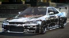 Nissan Skyline GS R-Tuning L4 para GTA 4