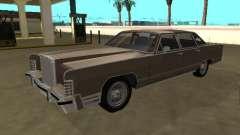 Lincoln Continental Town Car 1979 4 puertas