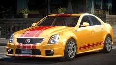 2011 Cadillac CTS-V L7