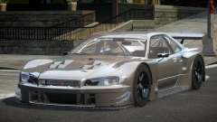 Nissan Skyline R34 PSI Tuning para GTA 4