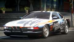 BMW 850CSi GT L1 para GTA 4