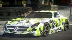Mercedes-Benz SLS SP-A L7 para GTA 4