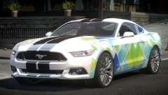 Ford Mustang GST TR L8 para GTA 4