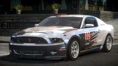 Shelby GT500 BS Racing L9 para GTA 4