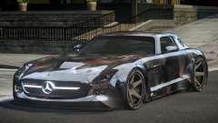 Mercedes-Benz SLS SP-A L10 para GTA 4