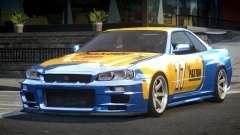 Nissan Skyline GS R-Tuning L5 para GTA 4