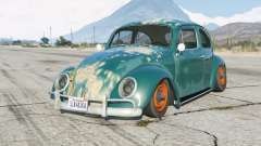 Volkswagen Beetle 1962 para GTA 5