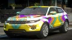 Range Rover Evoque PSI L7 para GTA 4