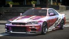 Nissan Skyline GS R-Tuning L8 para GTA 4