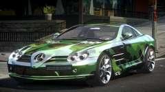 Mercedes-Benz SLR R-Tuning L6 para GTA 4