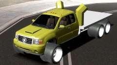 GMC Sierra Lifted Truck para GTA San Andreas