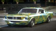 Shelby GT500 BS Old L6 para GTA 4