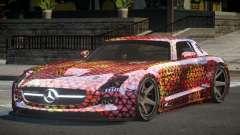 Mercedes-Benz SLS SP-A L2 para GTA 4